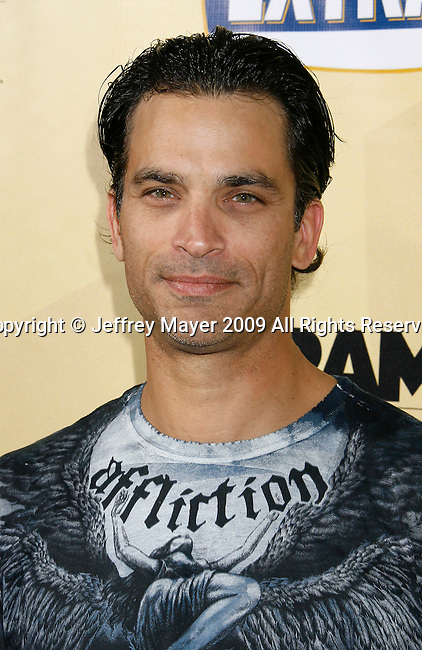 "HOLLYWOOD, CA. - August 24: Johnathon Schaech arrives at the Los Angeles premiere of ""Extract"" at the ArcLight Hollywood on August 24, 2009 in Hollywood, California."