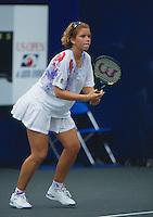 1993-09, USA, New York, Tennis , US Open, Maike Koudstaal