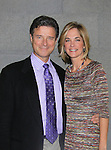 "General Hospital Kassie DePaiva ""Blair"", husband One Life To Live James DePaiva ""Max"" attend the 19th Annual Feast benefitting the Center for Hearing and Communication - Connect to Life - on October 22, 2012 at Chelsea Pier 60, New York City, New York.  (Photo by Sue Coflin/Max Photos)"