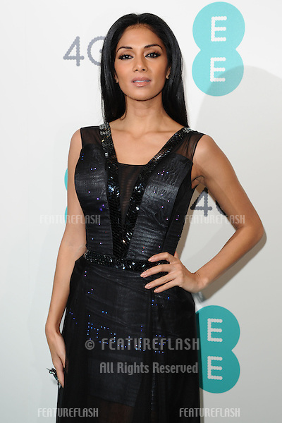 Nicole Scherzinger arriving for the Everything Everywhere 4G launch party at Battersea Power Station, London. 01/11/2012 Picture by: Steve Vas / Featureflash