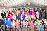 Breda Keating seated front 4th from the left celebrated her 60th birthday with family and friends at her home in Killurley West, Cahersiveen on Sunday night last.