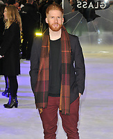 Neil Jones at the &quot;Glass&quot; UK film premiere, Curzon Mayfair, Curzon Street, London, England, UK, on Wednesday 09 January 2019.<br /> CAP/CAN<br /> &copy;CAN/Capital Pictures