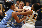Waterford Mott at Clarkston, Girls Varsity Basketball, 12/5/14