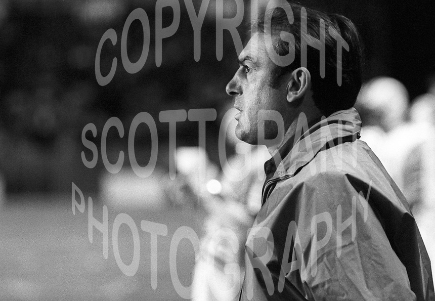Sam Etcheverry Montreal Alouettes 1972. Photo Ted Grant