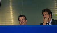 Watford Manager Marco Silva watches the match during the Carabao Cup round of 16 match between Chelsea and Everton at Stamford Bridge, London, England on 25 October 2017. Photo by Andy Rowland.