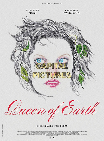 Queen of Earth (2015)<br /> POSTER ART<br /> *Filmstill - Editorial Use Only*<br /> CAP/KFS<br /> Image supplied by Capital Pictures