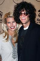 Howard Stern wife Beth 2007<br /> Photo By John Barrett/PHOTOlink.net / MediaPunch