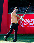 Kristopher Mueck of Australia during the Holden NZ PGA Championship, Round One, Remuera Golf Club, Remuera, Auckland, New Zealand. Friday 3 March 2016. Photo: Simon Watts/www.bwmedia.co.nz <br /> All images &copy; NZ PGA and BWMedia.co.nz