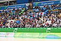 Japan fans, <br /> SEPTEMBER 8, 2016 - Wheelchair Basketball : <br /> Preliminary Round Group A<br /> match between Turkey 65-49 Japan<br /> at Carioca Arena 1<br /> during the Rio 2016 Paralympic Games in Rio de Janeiro, Brazil.<br /> (Photo by AFLO SPORT)