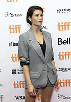 www.acepixs.com<br /> <br /> September 12 2017, Toronto<br /> <br /> Gemma Arterton arriving at the premiere of 'The Escape' during the 42nd Toronto International Film Festival at the Bell Lightbox on September 12 2017 in Toronto, Canada<br /> <br /> By Line: Famous/ACE Pictures<br /> <br /> <br /> ACE Pictures Inc<br /> Tel: 6467670430<br /> Email: info@acepixs.com<br /> www.acepixs.com