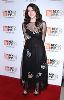 NEW YORK, NY-October 01: Kara Hayward at 54th New York Film Festival screening of Manchesyer by the Sea  at Alice Tully Hall at Lincoln Center in New York. October 01, 2016. Credit:RW/MediaPunch