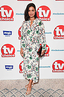 LONDON, UK. September 10, 2018: Shelley Conn at the TV Choice Awards 2018 at the Dorchester Hotel, London.<br /> Picture: Steve Vas/Featureflash