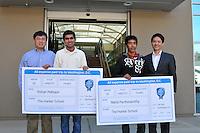 2011-01 US Intel Finalists..Rohan and Nikhil.Photo by Ashley Batz