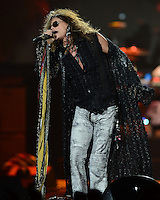 SUNRISE, FL - DECEMBER 09:  Steven Tyler of Aerosmith performs at the BB&T Center on December 9, 2012 in Miami.  Credit: mpi04/MediaPunch Inc. /NortePhoto