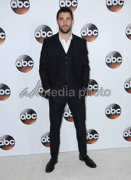 10 January 2017 - Pasadena, California - Josh Bowman. Disney ABC Television Group TCA Winter Press Tour 2017 held at the Langham Huntington Hotel. Photo Credit: Birdie Thompson/AdMedia