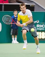 14-02-13, Tennis, Rotterdam, ABNAMROWTT,  Jarkko Nieminen