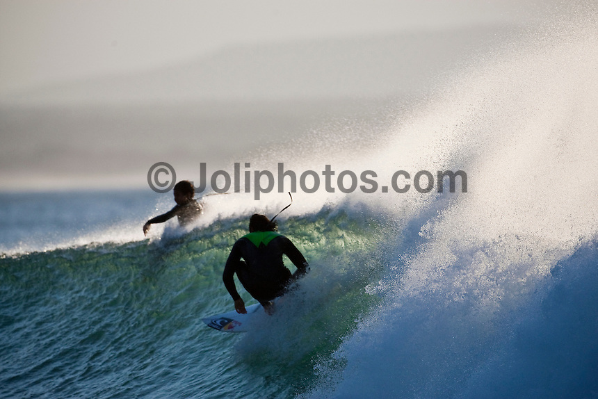 JORDY SMITH (ZAF) Surfing at Jeffreys Bay, (Saturday 11th July 2009), Eastern Cape, South Africa ,   Photo: joliphotos.com