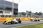 F1 Race Start - Valtteri Bottas (FIN), Williams F1 Team<br />  Foto © nph / Mathis