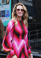 NEW YORK, NY - December 03: Julia Roberts seen at Build Series promoting her new film, Ben Is Back on December 03, 2018 in New York City. <br /> CAP/MPI/RW<br /> &copy;RW/MPI/Capital Pictures
