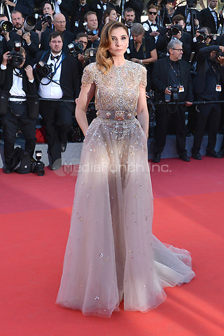 Clotilde Courau at the Opening Movie &acute;Les Fantomes d Ismael` screening during The 70th Annual Cannes Film Festival on May 17, 2017 in Cannes, France.<br /> CAP/LAF<br /> &copy;Lafitte/Capital Pictures /MediaPunch ***NORTH AND SOUTH AMERICAS, CANADA and MEXICO ONLY***