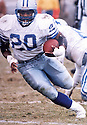 Detroit Lions Barry Sanders (20) in action during a game against the Chicago Bears on November 3, 1991 at Soldier Field in Chicago, Illinois.  The Bears beat the Lions 20-10. Barry Sanders  was inducted to the Pro Football Hall of Fame in 2004.