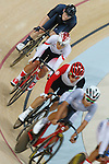 Kazushige Kuboki (JPN), <br /> AUGUST 14, 2016 - Cycling : <br /> Men's Omnium 1/6 Scratch Race <br /> at Rio Olympic Velodrome <br /> during the Rio 2016 Olympic Games in Rio de Janeiro, Brazil. <br /> (Photo by Sho Tamura/AFLO SPORT)