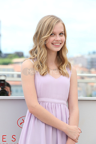 Angourie Rice at 'The Nice Guys' photocall during the 69th Cannes International Film Festival on May 15th, 2016.<br /> CAP/GOL<br /> &copy;GOL/Capital Pictures /MediaPunch ***NORTH AMERICA AND SOUTH AMERICA ONLY***