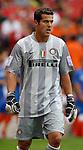 Inter Milan's Julio Cesar..Pic SPORTIMAGE/Simon Bellis