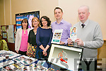 Mary Theresa Buckley, Kerry ETB, Mary Galvin, Kerry Collage, Mary Goulding, North Kerry College, Brian O'Shea, Kerry College, Mike Quillen Kerry ETB  at the Kerry ETB's Further Education and Training Fair in the The Brandon Hotel on Thursday