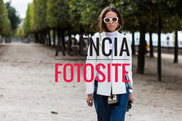 Street Style<br /> <br /> Paris - Verao 2017<br /> <br /> Setembro 2016<br /> <br /> FOTOSITE