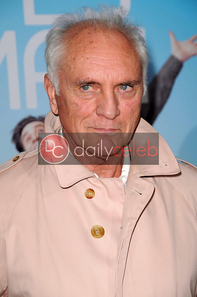 Terrence Stamp <br /> at the Los Angeles Premiere of 'Yes Man'. Mann VIllage Theater, Westwood, CA. 12-17-08<br /> Dave Edwards/DailyCeleb.com 818-249-4998