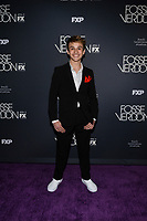 "NEW YORK - APRIL 8: Justin Gazzillo attends the premiere event for FX's ""Fosse Verdon"" presented by FX Networks, Fox 21 Television Studios, and FX Productions at the Gerald Schoenfeld Theatre on April 8, 2019 in New York City. (Photo by Anthony Behar/FX/PictureGroup)"