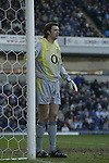 Stuart Taylor of Arsenal - Blackburn Rovers v Arsenal - Premier League - Ewood Park Stadium - Blackburn - 15th March 2003 - Pics Simon Bellis