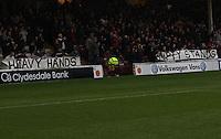 Motherwell v Dundee United 261111