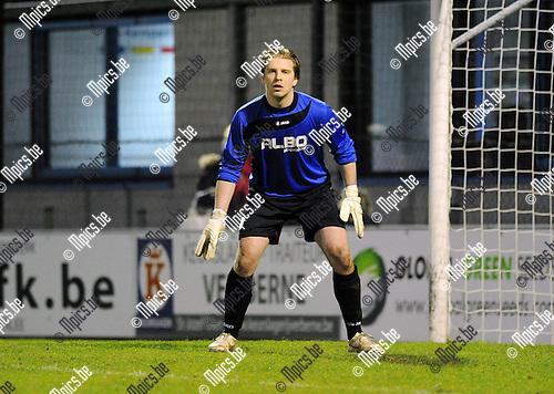 2012-02-25 / Voetbal / seizoen 2011-2012 / KFC De Kempen - Zwarte - Leeuw / Cliff Mardulier..Foto: Mpics.be