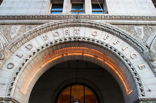 Old Post Office Pavillion Washington DC