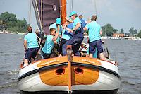 ZEILEN: SKS Skûtsjesilen, Sintrale Kommisje Skûtsjesilen, ©foto Martin de Jong