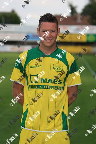2010-06-22 / Voetbal / seizoen 2010-2011 / Witgoor Dessel / Jef Claes..Foto: mpics