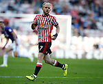 Jonny Williams of Sunderland during the Championship match at the Stadium of Light, Sunderland. Picture date 9th September 2017. Picture credit should read: Simon Bellis/Sportimage