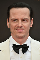 Andrew Scott<br /> The Olivier Awards 2018 , arrivals at The Royal Albert Hall, London, UK -on April 08, 2018.<br /> CAP/PL<br /> &copy;Phil Loftus/Capital Pictures