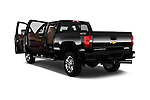 Car images of 2016 Chevrolet Silverado 2500Hd High Country 4 Door Pick Up Doors