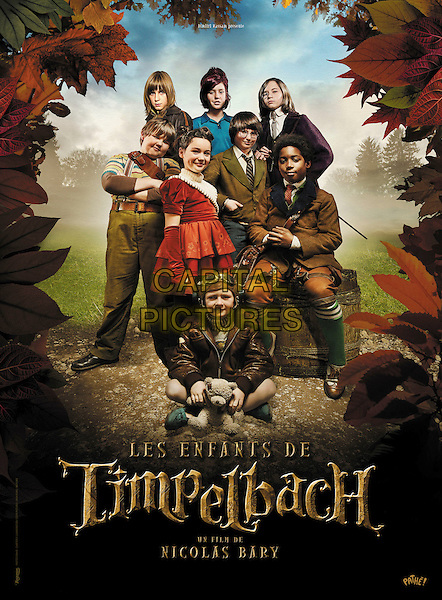 POSTER ART.in Les enfants de Timpelbach.*Filmstill - Editorial Use Only*.CAP/PLF.Supplied by Capital Pictures.
