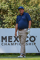 Jason Dufner (USA) watches his tee shot on 17 during the preview of the World Golf Championships, Mexico, Club De Golf Chapultepec, Mexico City, Mexico. 2/28/2018.<br /> Picture: Golffile | Ken Murray<br /> <br /> <br /> All photo usage must carry mandatory copyright credit (&copy; Golffile | Ken Murray)