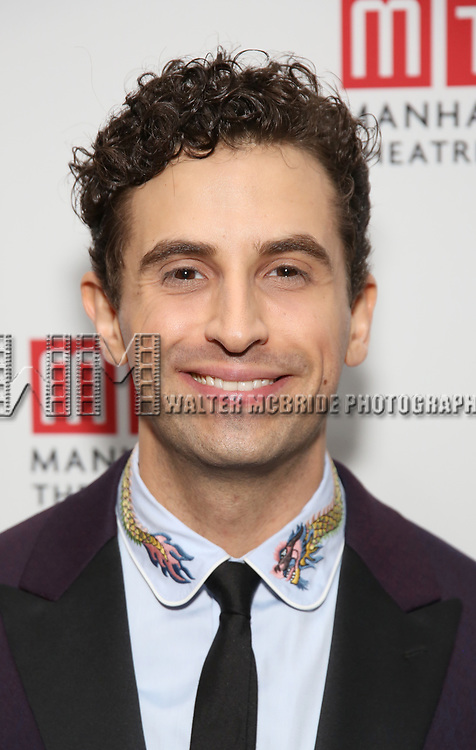 Brandon Uranowitz attends the Broadway Opening Night After Party for 'The Prince of Broadway' at Bryant Park Grill on August 24, 2017 in New York City.