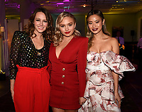 LOS ANGELES, CA - FEBRUARY 6:  Amy Acker, Natalie Alyn Lind and Jamie Chung attends the FOX Winter TCA 2019 All Star Party at The Fig House on February 6, 2019 in Los Angeles, California. (Photo by Frank Micelotta/Fox/PictureGroup)