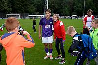 ROLDE - Voetbal, FC Groningen - FC Emmen, voorbereiding seizoen 2019-2020, 16-07-2019,  op de foto met FC Groningen speler Ritsu Doan