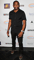 HOLLYWOOD, LOS ANGELES, CA, USA - SEPTEMBER 18: Dule Hill arrives at the 'Get Lucky For Lupus' 6th Annual Poker Tournament held at Avalon on September 18, 2014 in Hollywood, Los Angeles, California, United States. (Photo by Celebrity Monitor)