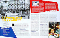 Studio (French moovie magazine)..2007/08/.The Romanian films directors..Photo: Andrei Pandele