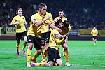 Nederland, Kerkrade, 6 oktober  2012.Seizoen 2012-2013.Eredivisie.Roda JC-VVV.Sanharib Maiki van Roda JC scoort de 1-0