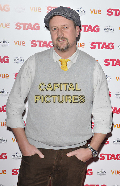 LONDON, ENGLAND - MARCH 13: John Butler attends the &quot;The Stag&quot; gala film screening, Vue West End cinema, Leicester Square, on Thursday March 13, 2014 in London, England, UK.<br /> CAP/CAN<br /> &copy;Can Nguyen/Capital Pictures
